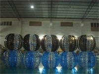 TPU Bubble Soccer Balls for Sale