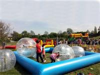 How to Ride Dody Zorb Balls Safely